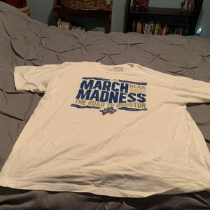 ADIDAS Men's March Madness SS Shirt. Size 2XL